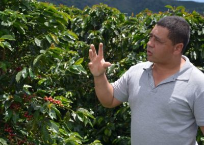 The Coffee Partnership, Colombia