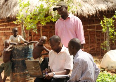 Building Coffee Farmers Alliances, Uganda
