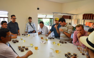 Appreciating Family Farmers Work in Brazil: Força Café Coffee Championship
