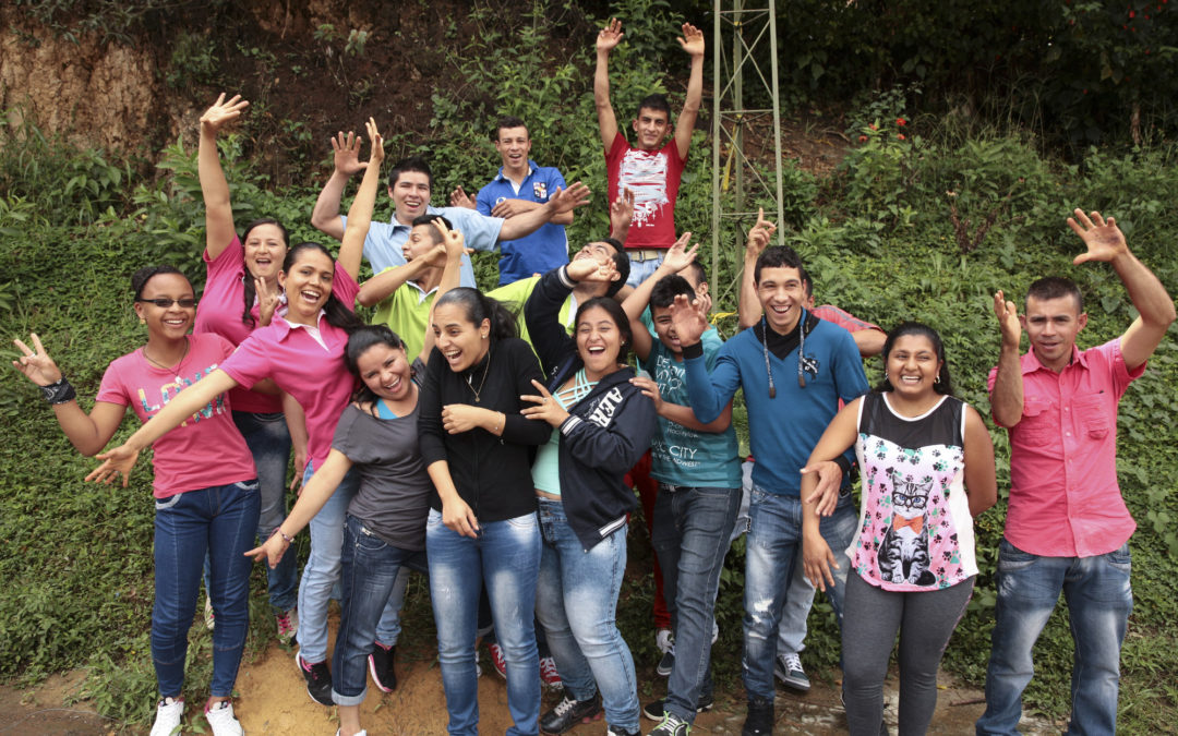 Investing in Youth in Coffee Growing Communities