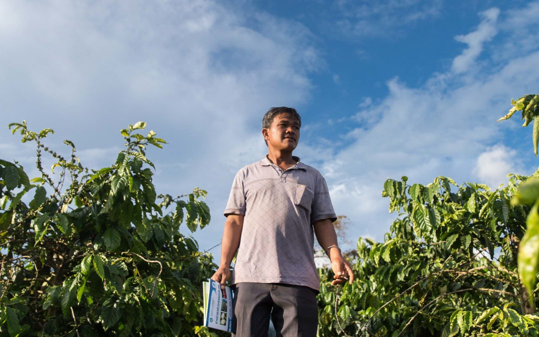 Groundwater recharge – helping Vietnamese farmers to build climate resilience