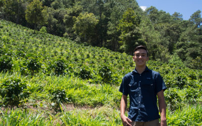 Becoming a coffee entrepreneur: Osman tells his story