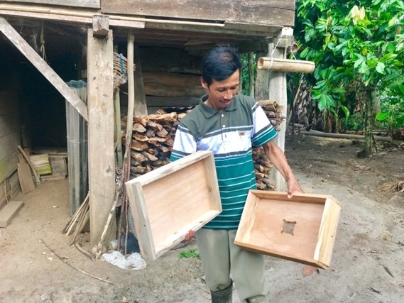 Sweeting Coffee Yields with Farm-Grown Honey in Indonesia