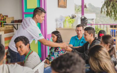 Colombian Youth Defining Their Future